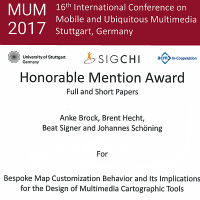 Mum 2017 honorable mention award wise lab for Honorable mention certificate template